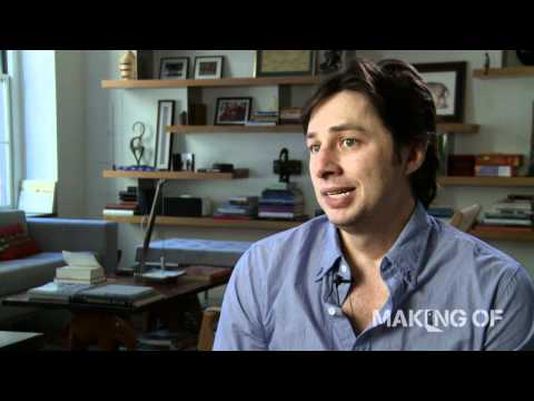 Zach Braff Discusses Acting And Directing