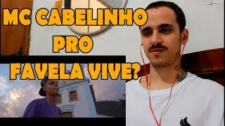 Perfil #66 - Mc Cabelinho - De Braços Abertos (Prod. Slim) / REAÇÃO GRANAMC