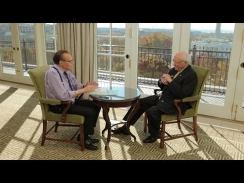 Cheney: My Daughter is Not a Carpetbagger | Dick Cheney | Larry King Now - Ora TV