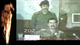 رأي  صدام حسين بعائلة الأسد