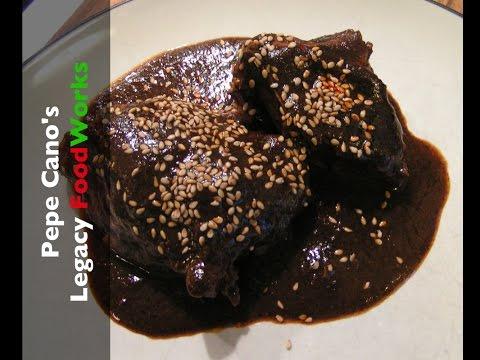 Mole Negro from Oaxaca
