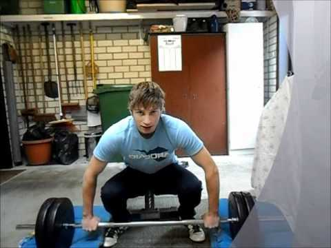 Barbell Bench Press Without A Rack Youtube
