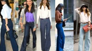 Yüksek Bel Pantolon Modelleri Bu Yıl Da Moda