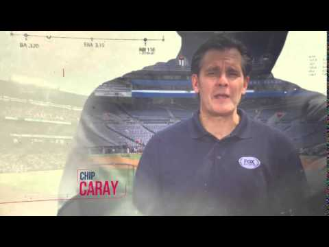 Braves Baseball ID Chip Caray
