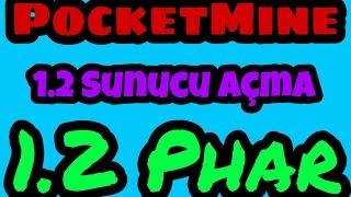 [PocketMine] PocketMine 1.2 Sunucu Açma | 1.2 Phar
