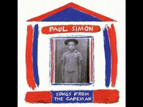 Paul Simon - Born in Puerto Rico