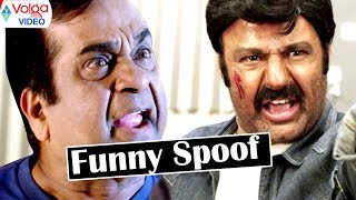 brahmanandam spoof videos