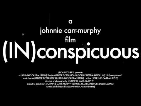 (IN)conspicuous trailer 2