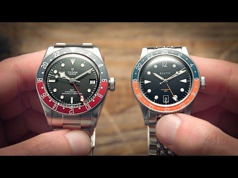 £1,000 Baltic GMT vs £3,000 Tudor GMT | Watchfinder & Co.