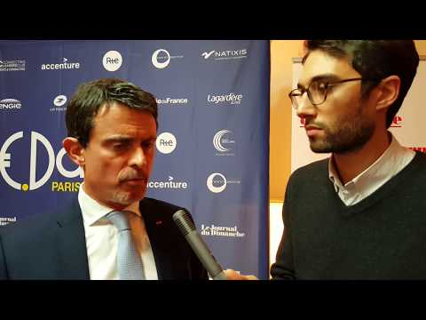 Interview de Manuel Valls sur l'Europe
