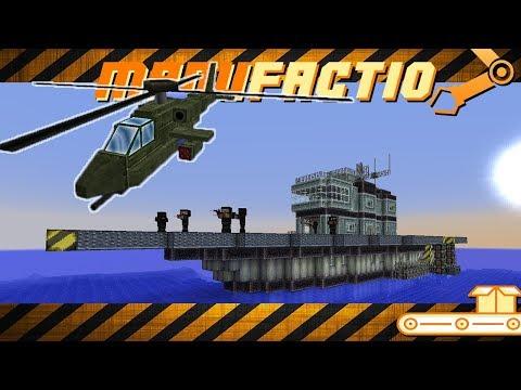 Assalto alla Nave Militare! ManuFactio E17