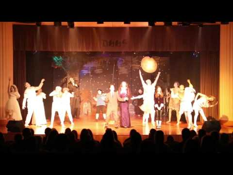 The Addams Family - Dixie Heights High School