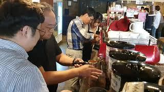 일일바리스타체험 커피체험 라떼