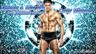 "2012: 10th Cody Rhodes WWE Theme ""Smoke & Mirrors"" (V2) + Download ᴴᴰ"