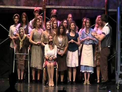 Urinetown the Musical - Run Freedom Run (St. Petersburg High School)