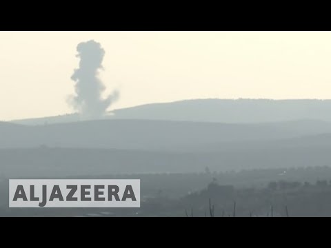🇹🇷 Afrin: Turkey battles Kurdish YPG over key mountain