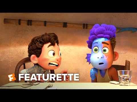 Luca Featurette - Friendship (2021) | Movieclips Trailers