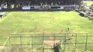 [2015쿤밍전훈] 강원FC vs 칭타오 중넝 연습경기
