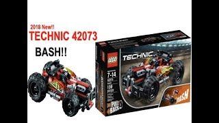 [루카스 레고] 테크닉 42073 퍼펑 BASH!