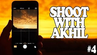 Mobile Photography - LEARNINGS + TIPS + TRICKS (Shoot with Akhil #4)