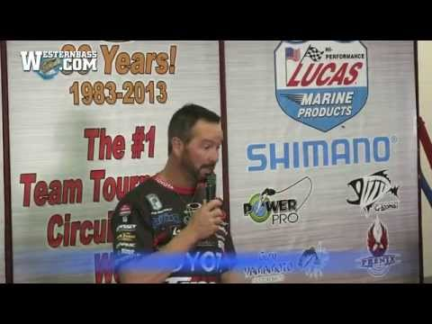 Part 1 - G-Man I  Gerald Swindle Comedy Hour Fishing Seminar