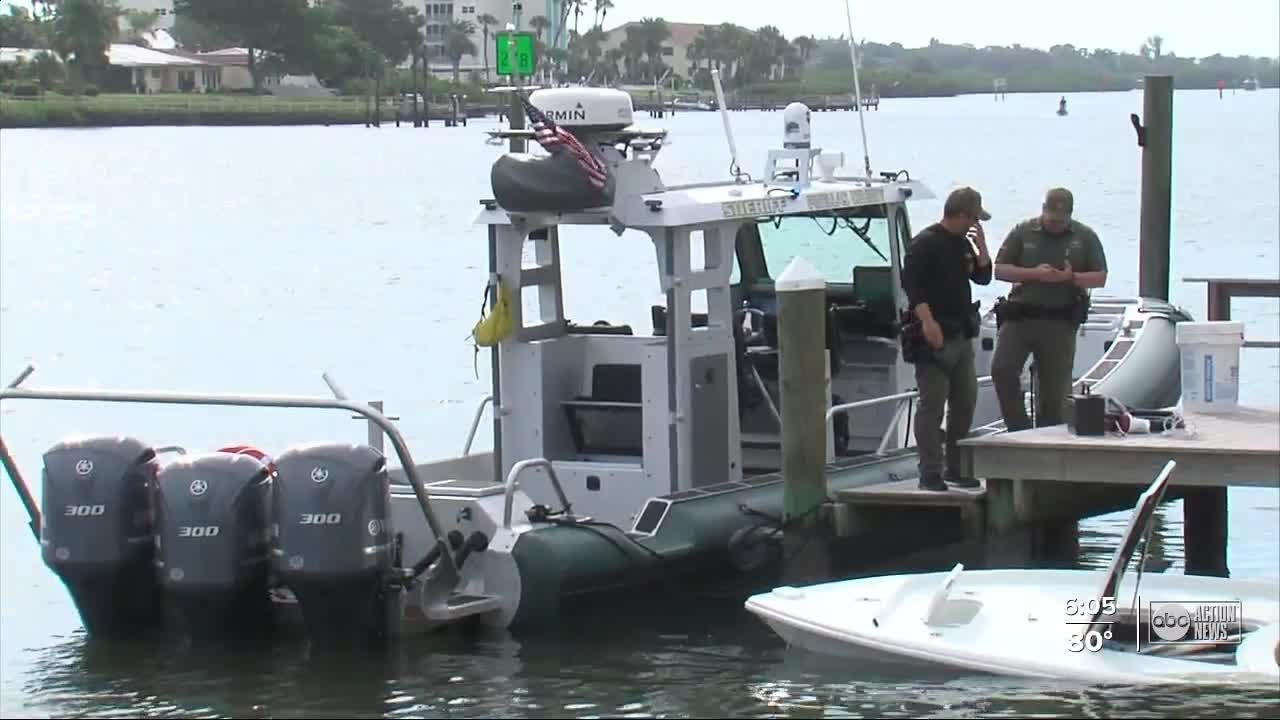 Teen killed in Pinellas County boating crash