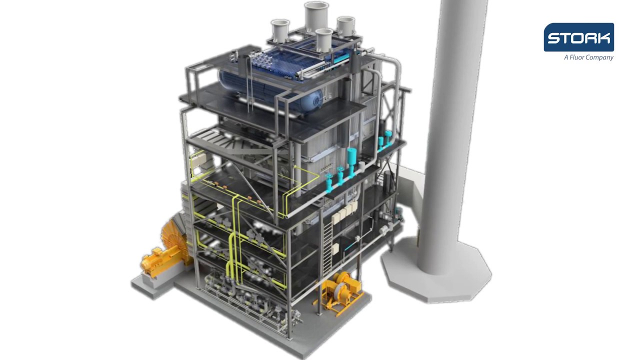 HP Steam Boiler Project by Stork Thermeq - YouTube