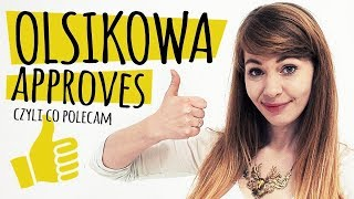 CO JA PACZE: Olsikowa rysuje filmy, książki  i poleca