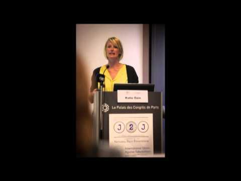 NCDS, The Global Response: Katie Dain