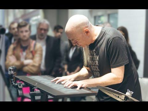 Jordan Rudess Seaboard GRAND Masterclass