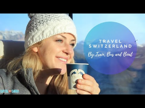 Travel Switzerland by Train, Bus and Boat with Swiss Travel Systems