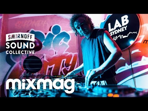 K.I.M (The Presets) hybrid live/DJ set in The Lab SYD