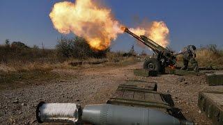 Артиллерия СССР. Стрельба из: 2С7 «Пион», «Мста-Б», МЛ-20.