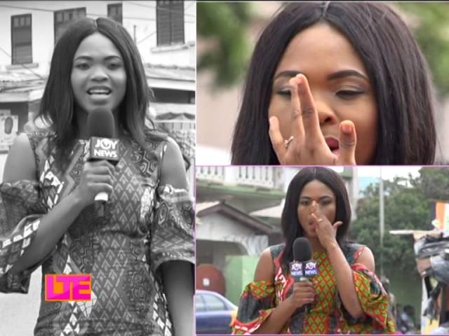 Osoufia in Ghana - Lets Talk Entertainment on Joy News (16-11-16)