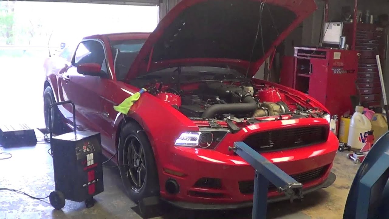 Martin Desormeaux's Single Turbo Mustang GT From JPC Racing