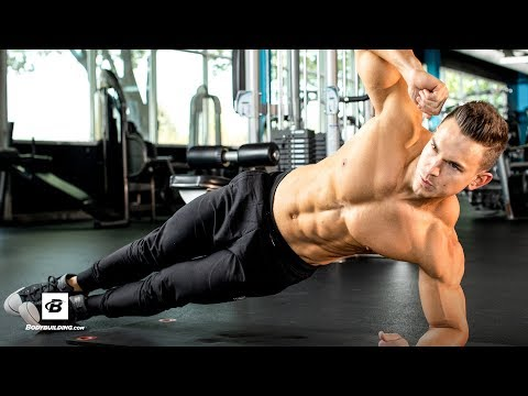 6 Pack Abs Workout & Program | Abel Albonetti's 30-Day Abs