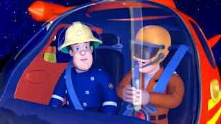Feuerwehrmann Sam Deutsch Neue Folgen 🔥Hubschrauberrettung  🚒 Zeichentrick für Kinder