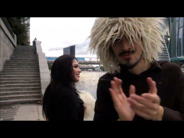 Чеченская Лезгинка С Красавицей Из Грузии В Москве 2019 ALISHKA DARI