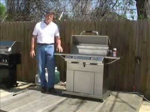 Electri Chef Bbq Grill Features Video