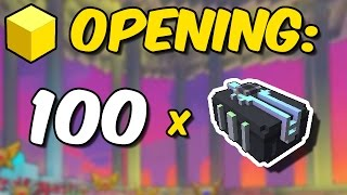 Opening 100 Chaos Chests! Few Costumes Left.