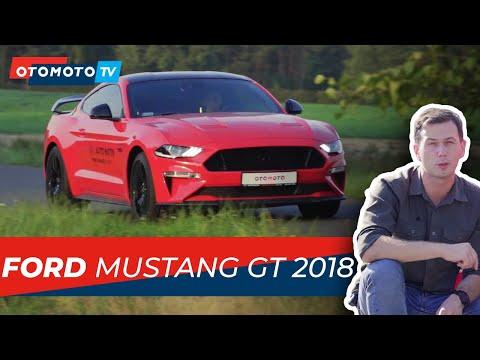 Ford Mustang GT 2018 - godnie podtrzymuje legendę? | Test i recenzja OTOMOTO