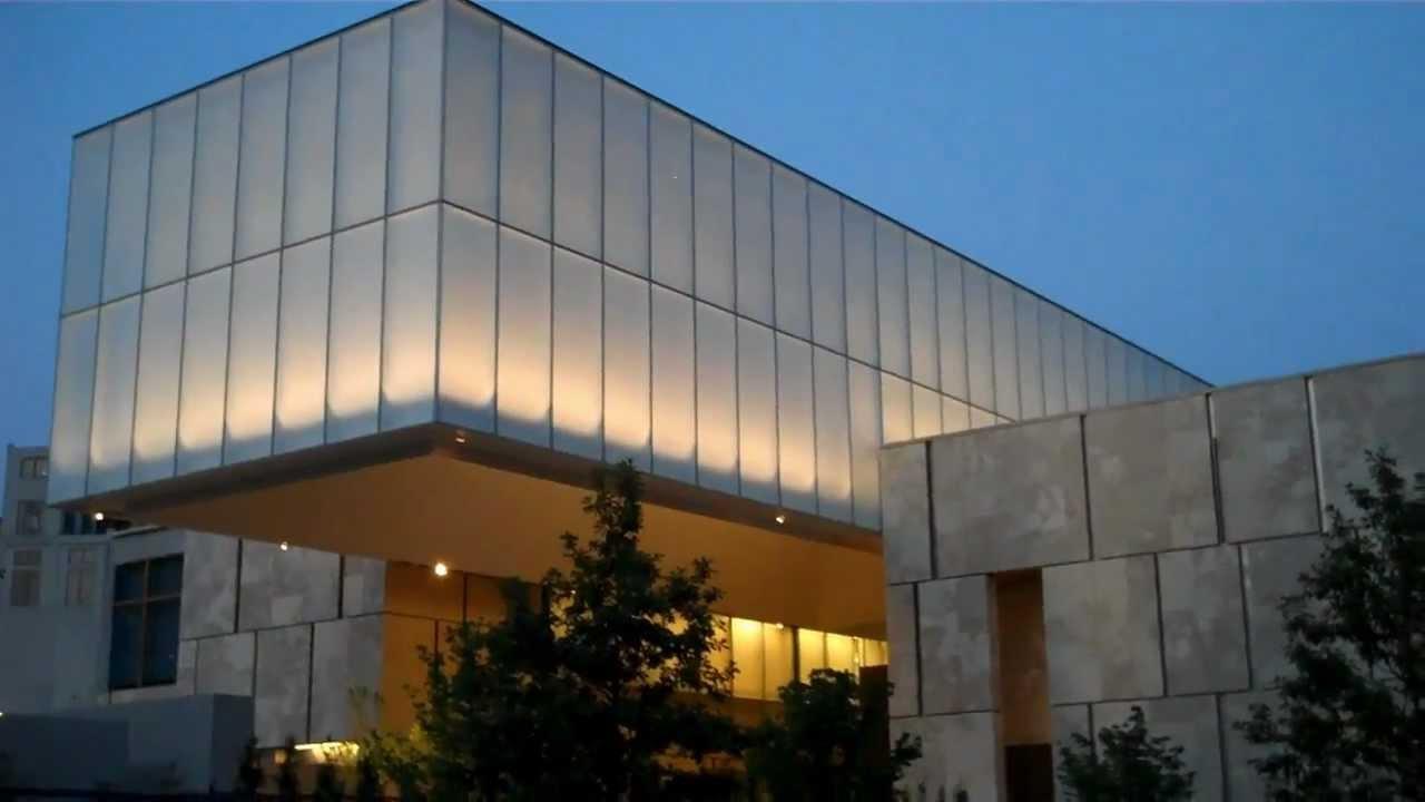 New Barnes Museum of Stolen Art - Philadelphia, PA - YouTube