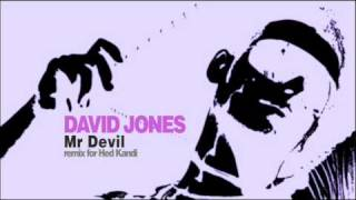 Dj Slider Vs. Anton Liss Feat. Soozy Q - Mr. Devil (David Jones Remix)