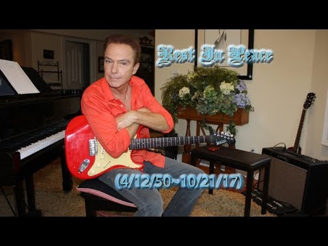 David Cassidy - A Look Back In Time! (4/12/50~11/21/17) RIP