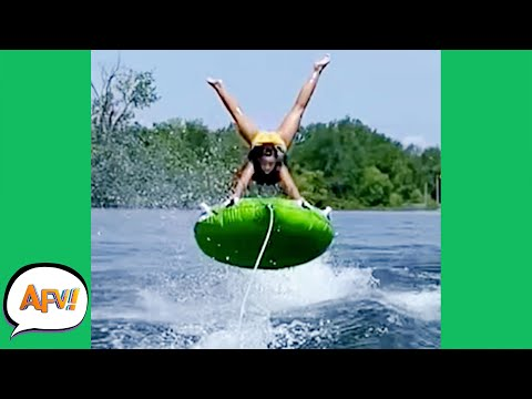 WHOOPS! The FAIL Has Gone FLYING! 😂 | Funny Big Air Fails | AFV 2021