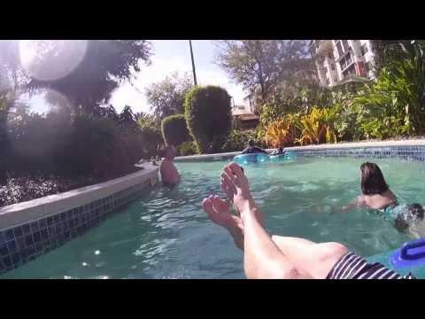 Orange Lake Resort - Lazy River Experience