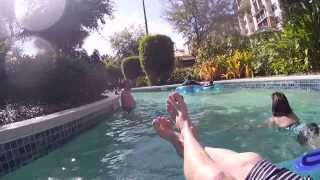 Orange Lake Resort - Lazy River Experience