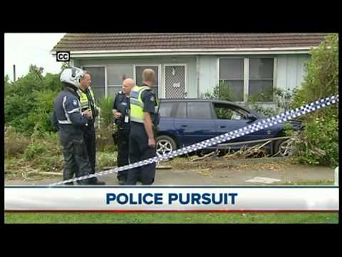 High Speed Pursuit with armed offender as reported on SEVEN, NINE, TEN, WIN
