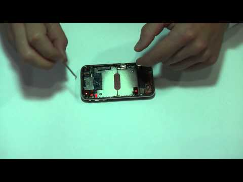 Desmontar iPhone 3G  - Tutorial