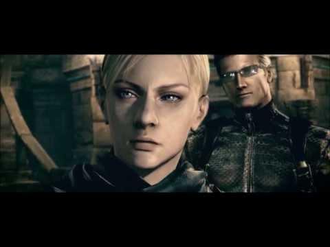 Resident Evil Jill Valentine Tribute - Bring Me To Life